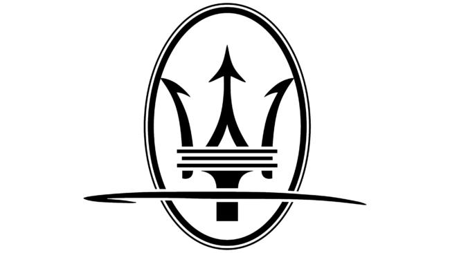 Maserati Emblem