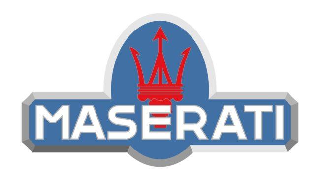 Maserati Logo 1943-1951