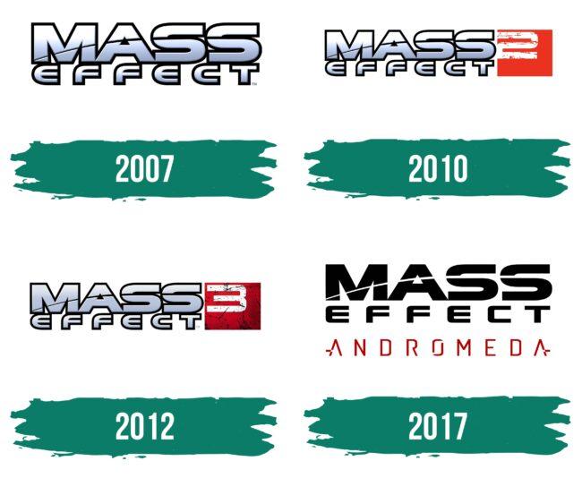 Mass Effect Logo Geschichte