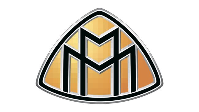 Maybach Logo 1997-2013