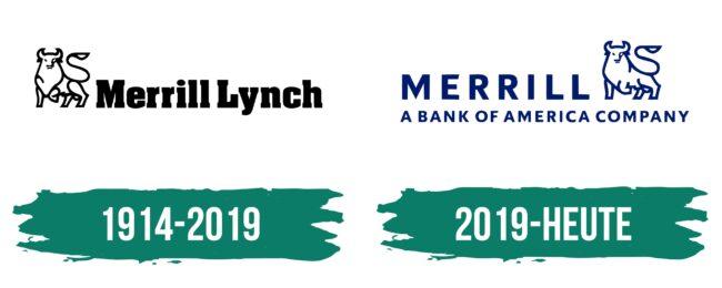 Merrill Lynch Logo Geschichte
