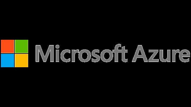 Microsoft Azure Logo 2018-heute