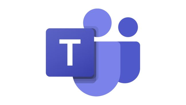 Microsoft Teams Logo 2019-heute
