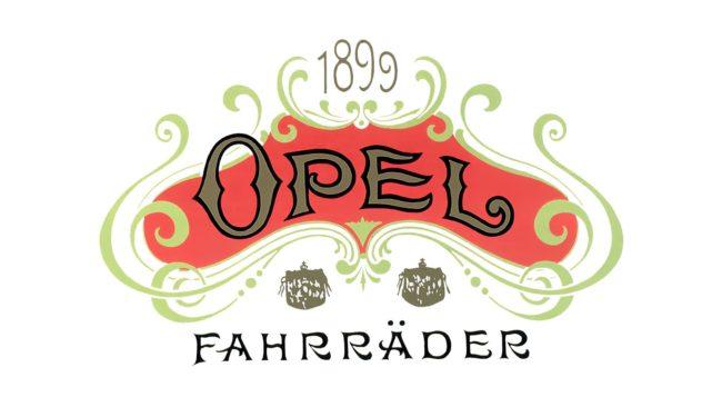 Opel Logo 1899-1902
