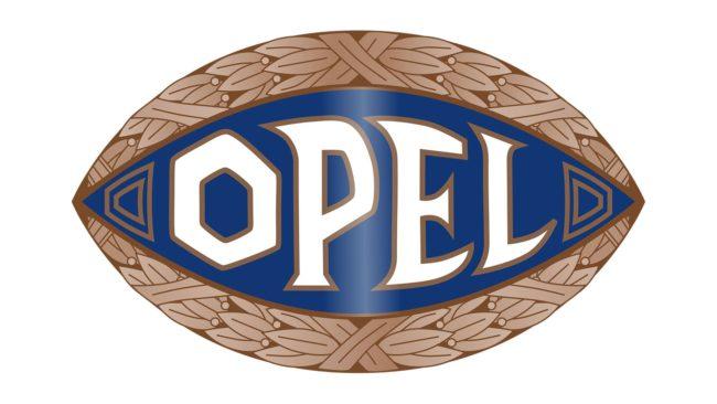 Opel Logo 1910-1937