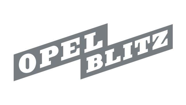 Opel Logo 1936-1937