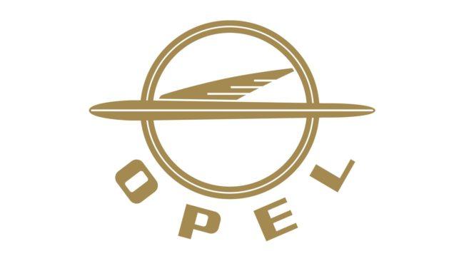 Opel Logo 1954-1959