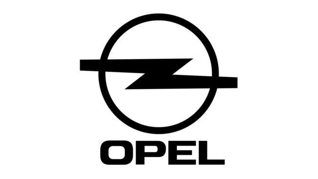 Opel Logo 1995-2002