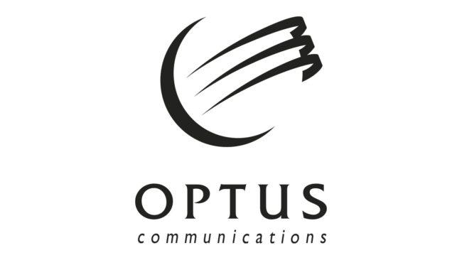 Optus Communications Logo 1991-1999
