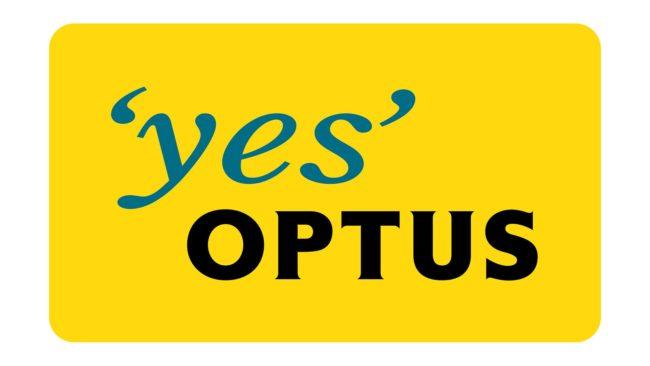 Optus Logo 2005-2013