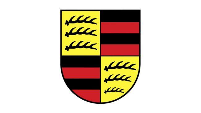 Porsche Logo 1948-1952