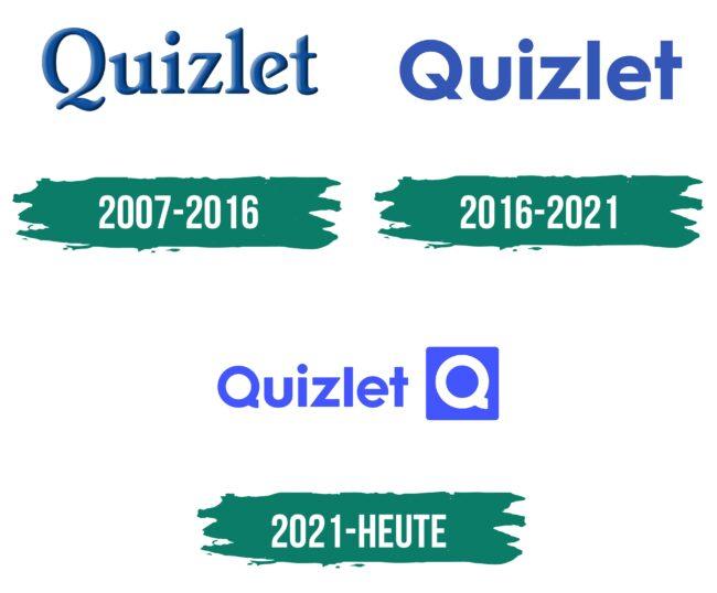 Quizlet Logo Geschichte