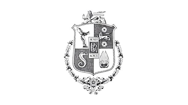 Rolls-Royce Motor Cars Logo 1906-1934