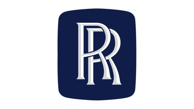 Rolls-Royce Motor Cars Logo 1973-1998