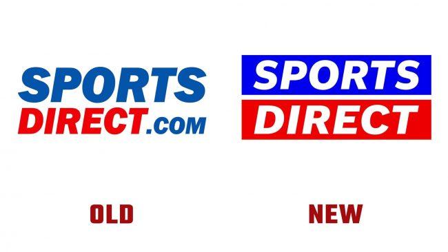 Sport Direkt Altes und Neues Logo