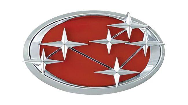 Subaru Logo 1959-1970
