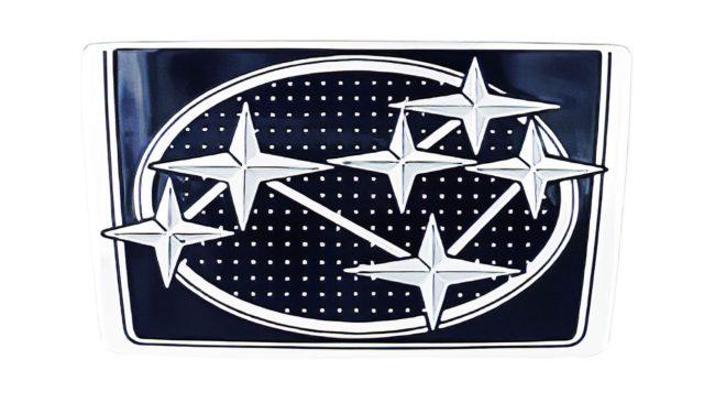 Subaru Logo 1970-1980