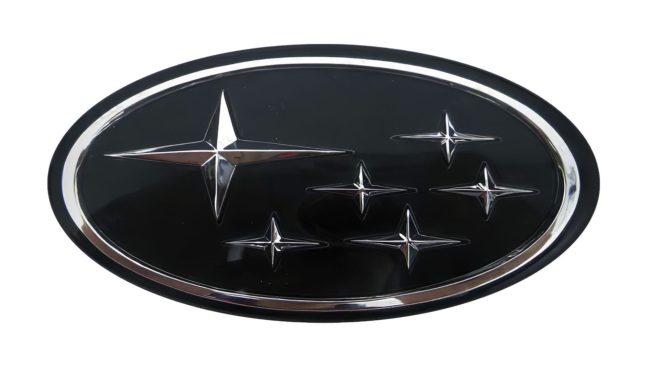 Subaru Logo 1980-2003