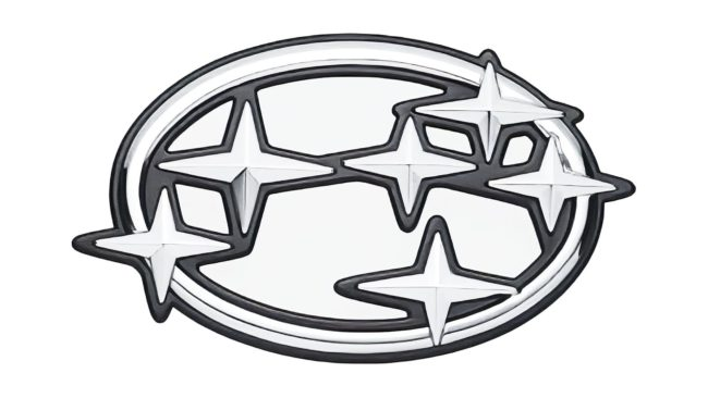 Subaru Logo 1980
