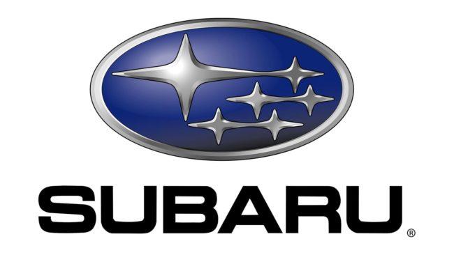 Subaru Logo 2003-heute