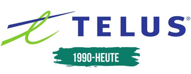 Telus Logo Geschichte