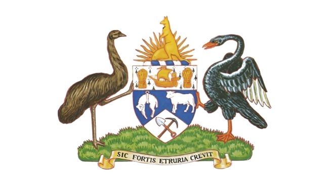 The Bank of New South Wales Logo 1931-1974