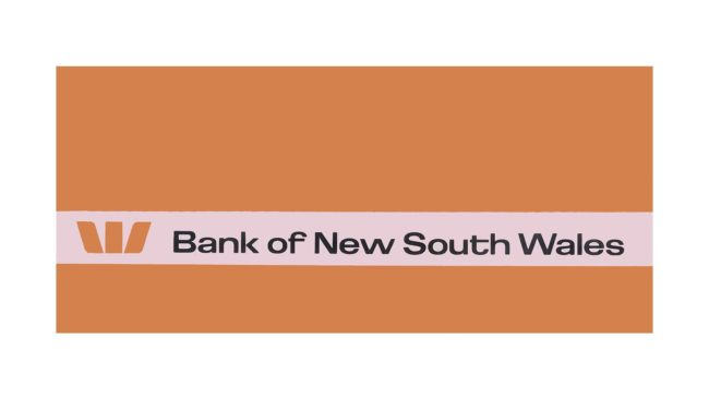 The Bank of New South Wales Logo 1974-1982