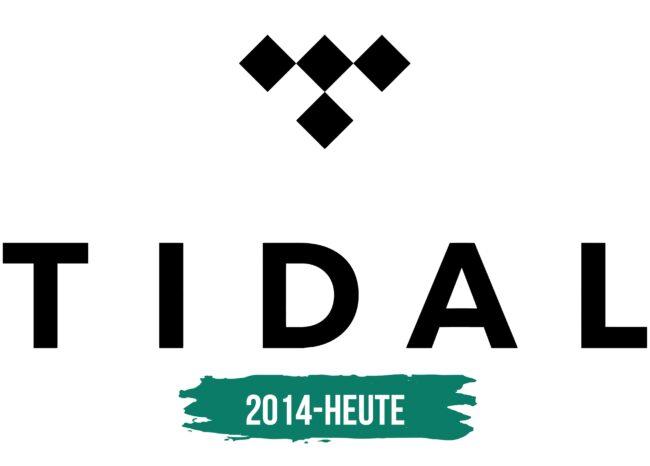 Tidal Logo Geschichte