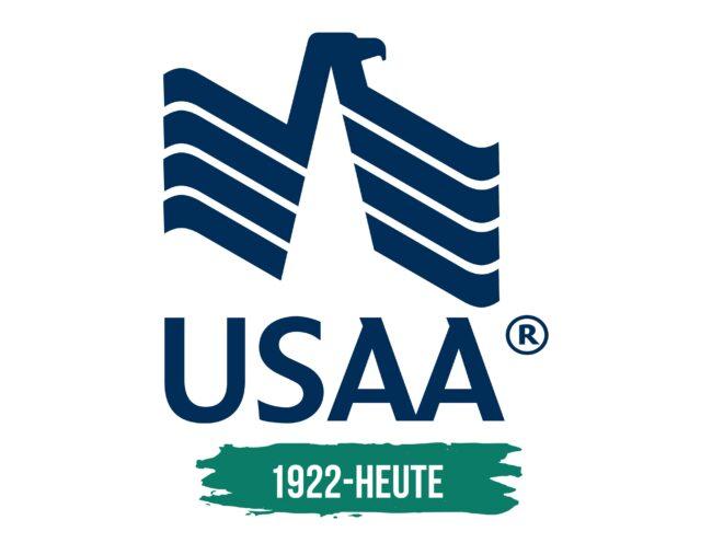 USAA Logo Geschichte