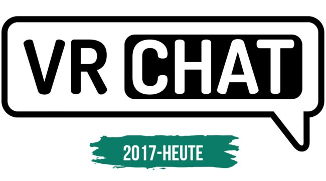 VRChat Logo Geschichte