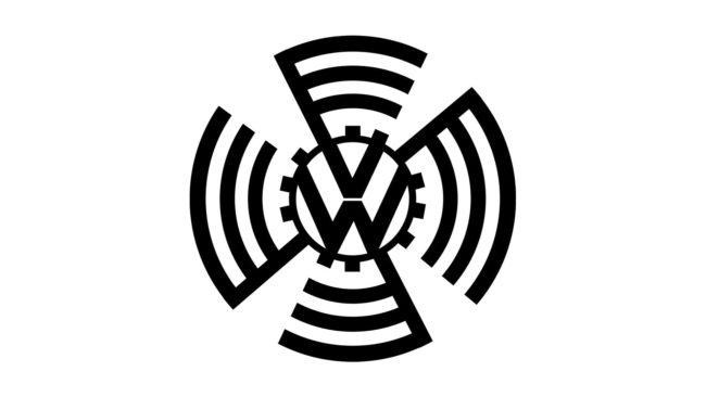 Volkswagen Logo 1937-1939