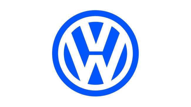 Volkswagen Logo 1978-1989