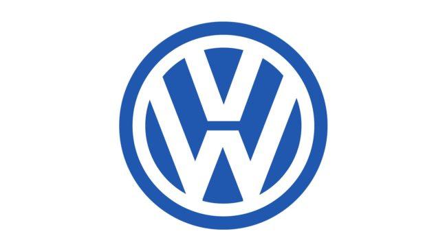 Volkswagen Logo 1995-2000