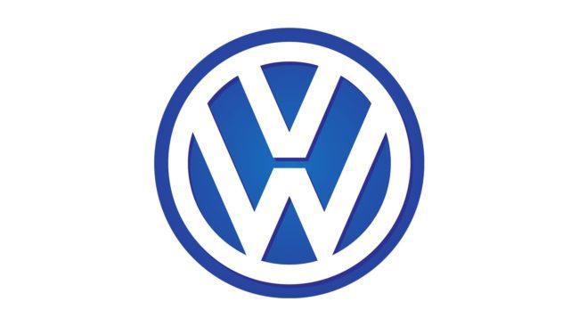 Volkswagen Logo 1999-2000