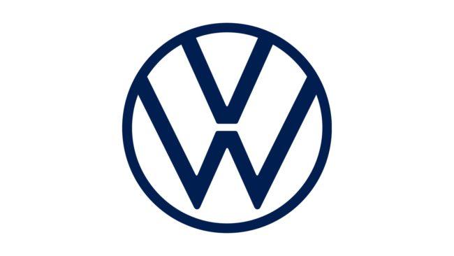 Volkswagen Logo 2020-heute