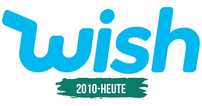Wish Logo Geschichte