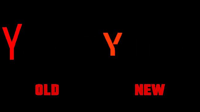 Yandex Logo Alte und neue Logo Geschichte