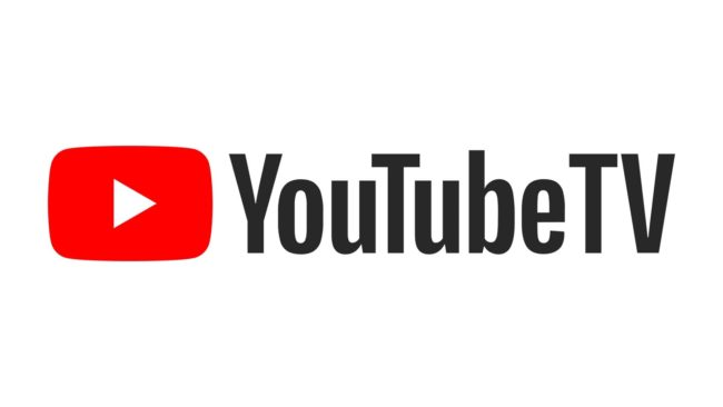 YouTube TV Logo August 2017-heute