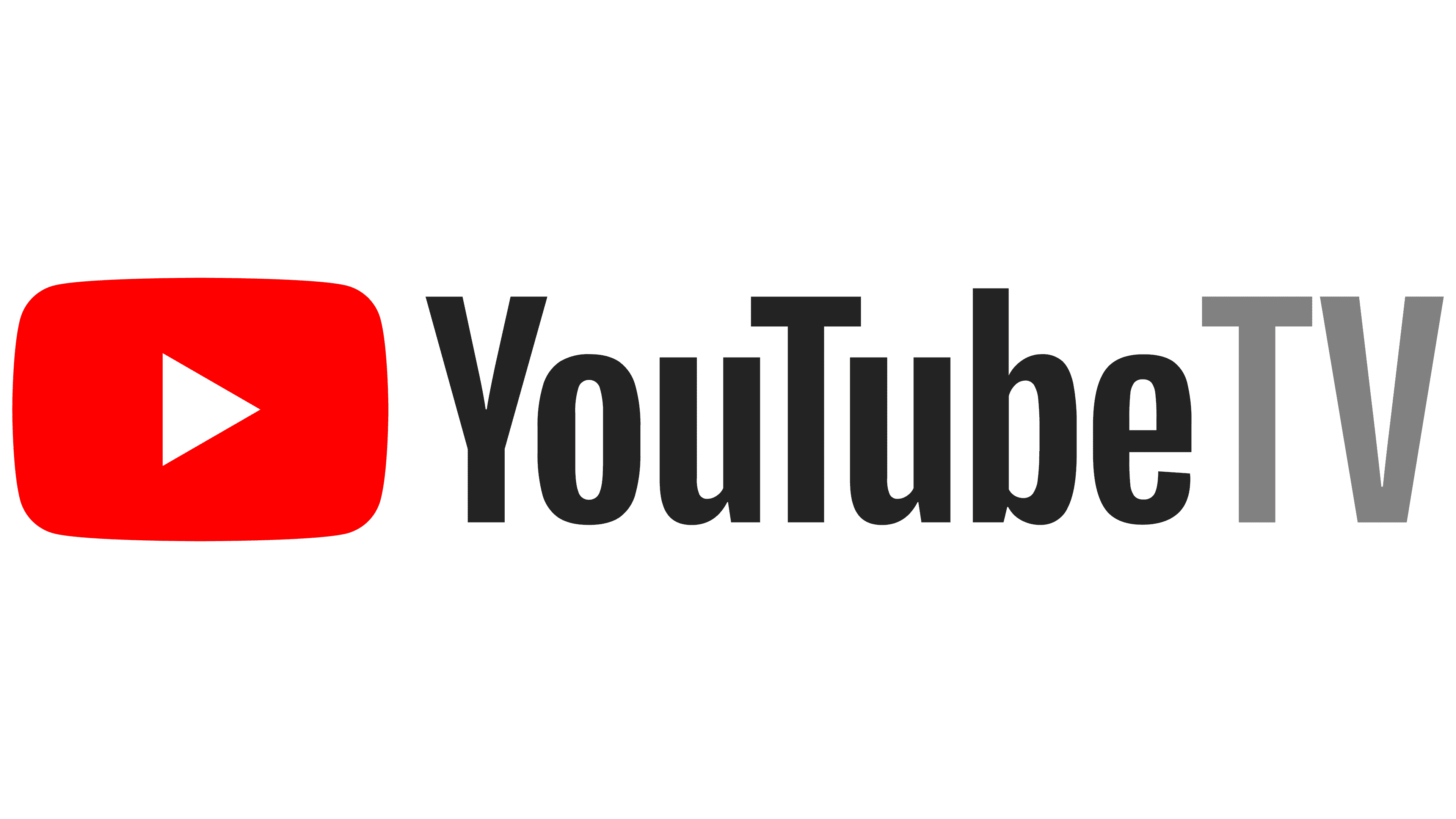 YouTube TV Logo   Logo, zeichen, emblem, symbol. Geschichte und ...
