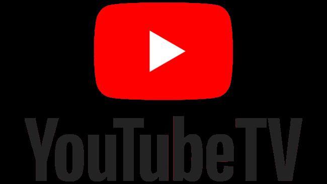 YouTube TV Zeichen