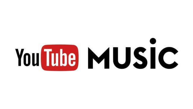 Youtube Music Logo 2015-2017