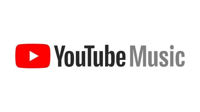 Youtube Music Logo 2017-2019