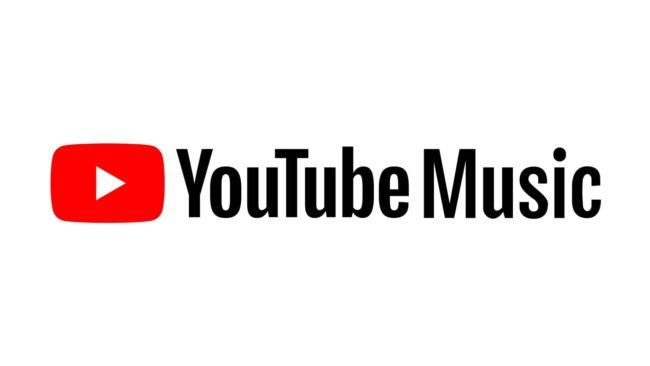 Youtube Music Logo 2019-heute