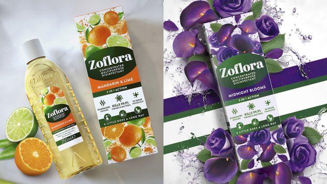 Zoflora Reveals Neues Logo