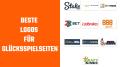 Beste Logos für Glücksspielseiten