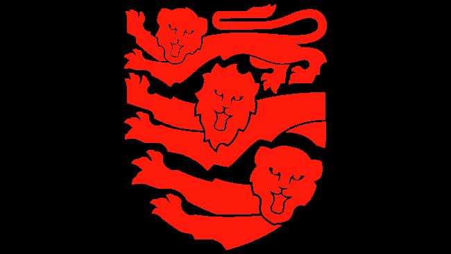 England Football Neues Logo
