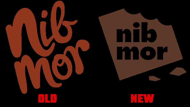 nib mor altes und neues Logo (Geschichte)