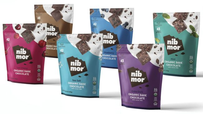 nibmor Chocolate Logo