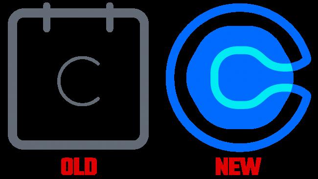 Calendly Altes und Neues Logo (Geschichte)
