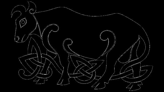 Celtic Bull Symbol